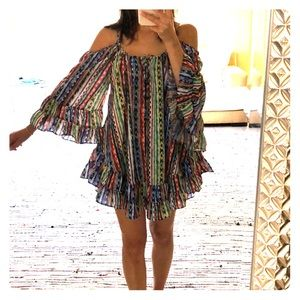 Ale by Alessandra swimwear cover-up dress